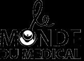 Logo Le Monde Du Médical partenaire de my secrétaire