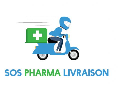 Sos Pharma livraison à moto